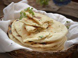 Naan Bread Recipe, How To Make Naan At Home | Homemade Tandoori Naan