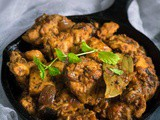 Pepper chicken Recipe | How to make black pepper chicken