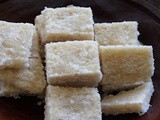 How To Prepare Coconut Burfi Recipe