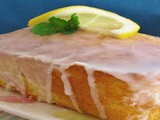 How to prepare lemon coconut loaf