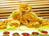 How To Prepare Maggi Noodles Spring Roll