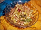 Green Peas Stir Fry / Chana Osali