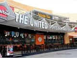 The United Sports Bar And Grill - a Restaurant Review