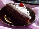 Bake Eggless Chocolate Cake At Home