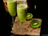 Kiwi fruit juice recipe | How to make kiwi fruit juice