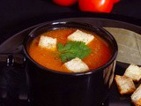 Tomato Soup Recipe , how to make tomato soup recipe