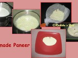 How to Make Paneer or Cottage Cheese at Home