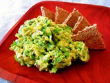 Guacamole & Buckwheat Chips