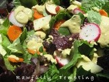 Creamy Orange Sesame Salad Dressing