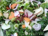 Garlic and Dill Sunflower Seed Dressing