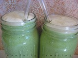 Green Creamsicle  Smoothie