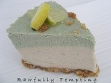 July Newsletter - Lemon - Lime Cheesecake