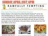 Rawfully Tempting - Raw Vegan Demo