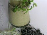 Sesame - Sunflower Simplicity Smoothie
