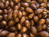 Spicy Chipotle Almonds