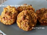 Apple Ginger Muffins (grain free)