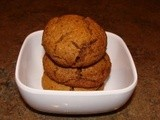 Grain Free Molasses Cookies