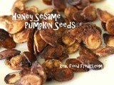 Honey Sesame Pumpkin Seeds