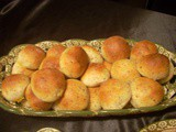 Texas Style Ham and Cheese Kolaches