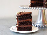 The Little Black Dress of Cakes Recipe