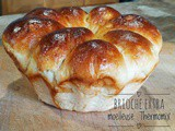 Brioche extra moelleuse Thermomix sans oeuf