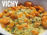 Carottes vichy au thermomix