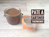 Pate à tartiner thermomix