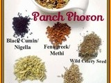 Announcement of this month's Spotlight :Indian Spice Tray - Panch Phoron