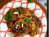 Baked Chicken Breast with creamy Parmesan sauce