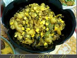 Balti Potato with Bell Pepper & Corn