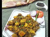 Chettinad Black Pepper Chicken