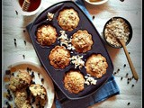 Eggless Oats ChocoChip Muffin