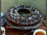 Lekach ~ Spiced Honey Ring Cake