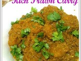 Rich Prawn Curry