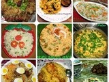 Round-up of Spotlight : Rice/Roti/Pulao/Puri
