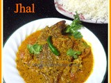 Tilapia macher Jhal ~ a Bengali dry fish preperation