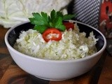 Hungarian Cabbage Salad