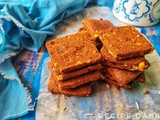 Coffee Walnut Ragi Cookie | How to make Coffee Walnut Ragi Cookie