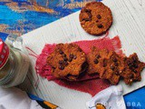 Foxnuts and Bajra Cookies | How to make Foxnuts and Bajra Cookies