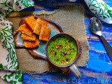 Peas Soup | How to make Peas Soup