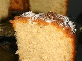 Apple Cider Pound Cake