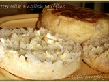 Buttermilk English Muffin