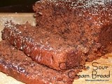Chocolate Sour Cream Bread