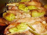 Garlic Peperoncini Pork