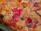 Tomato and Cheese Bubble Bread