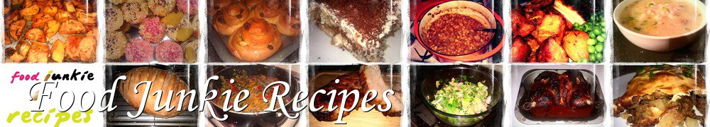 Very Good Recipes - Food Junkie Recipes