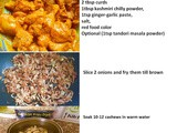 Butter Chicken - Step by Step