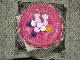 Keisha's birthday cake Posted by Sharmila