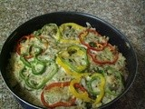 Mixed Vegetable Cheese Bake