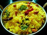 लेमन राइस – Lemon Rice recipe